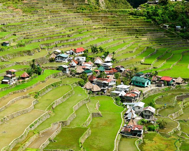 Pueblo de Batad, patrimonio de la UNESCO