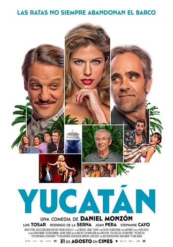Yucatán. Película