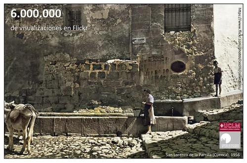 ¡6 MILLONES de visualizaciones en flickr ! =  6 million flickr views!