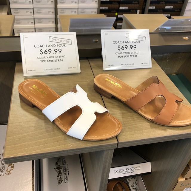 Coach and Four Arezza Sandal