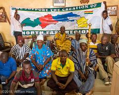 NaYiri NaBɔhaga supports the creation of Ghana's North East Region