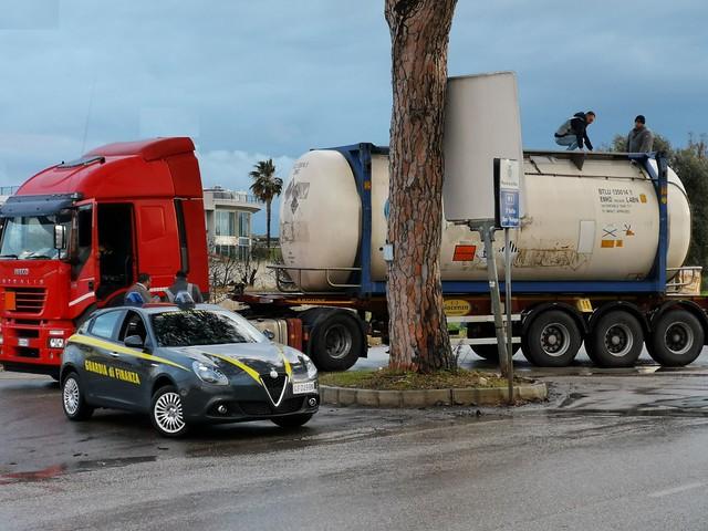 gasolio contrabbando