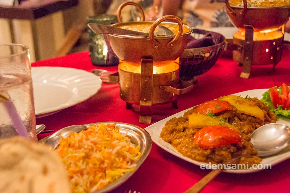 Indian by Nature – индийский ресторан в Паттайе