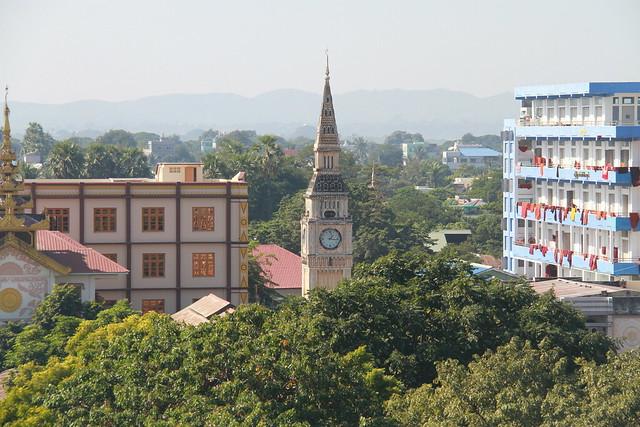 Mandalay, 27/11/2018