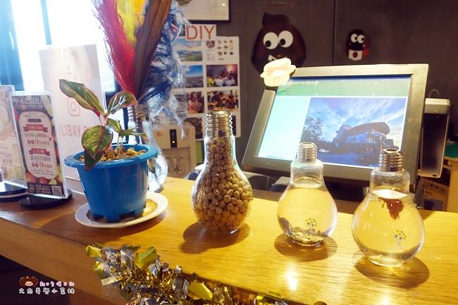 奇麗灣珍奶文化館 宜蘭親子景點 觀光工廠 燈泡珍珠奶茶 DIY 綠建築 (25)