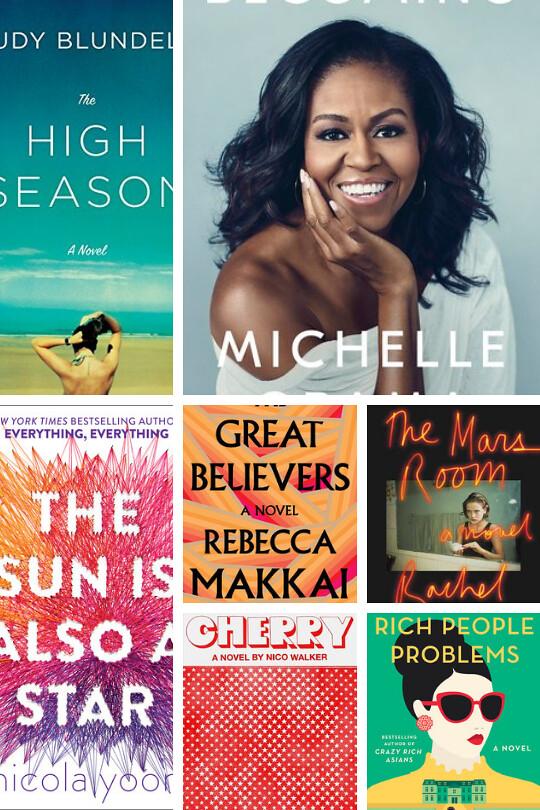 Books I read Feb march 19