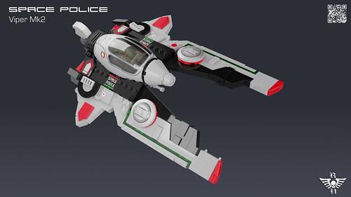 Space Police Viper Mk2