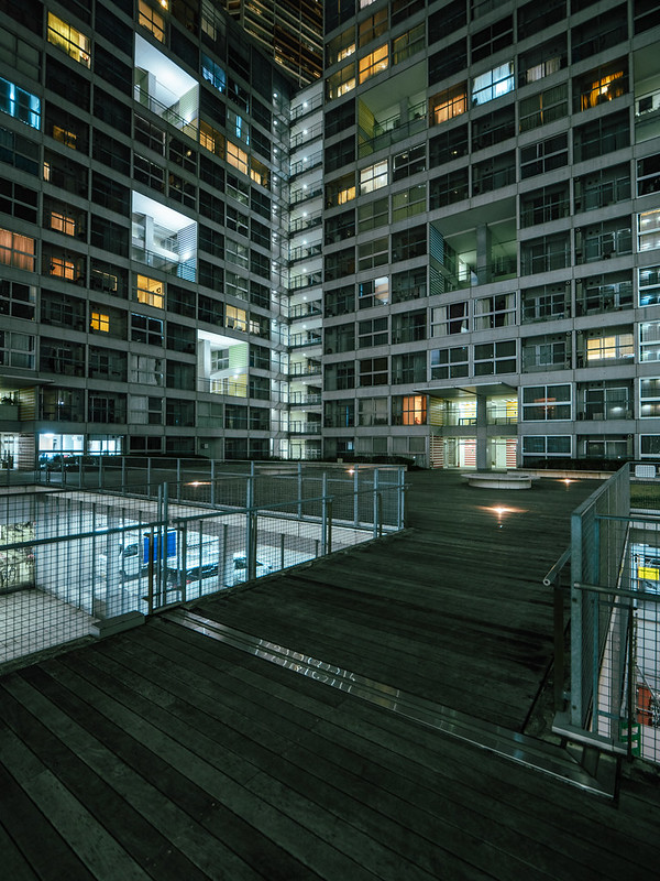 彩虹公寓 東京 Tokyo
