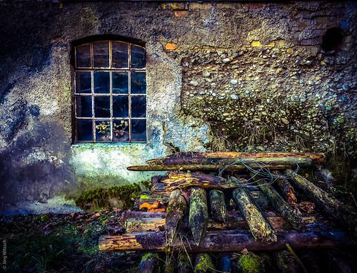 Old farmhouse in Bavaria