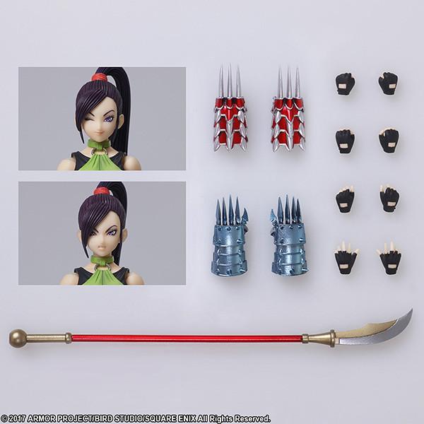 【更新官圖&販售資訊】BRING ARTS《勇者鬥惡龍XI 尋覓逝去的時光》瑪蒂娜(マルティナ)6 吋可動人偶