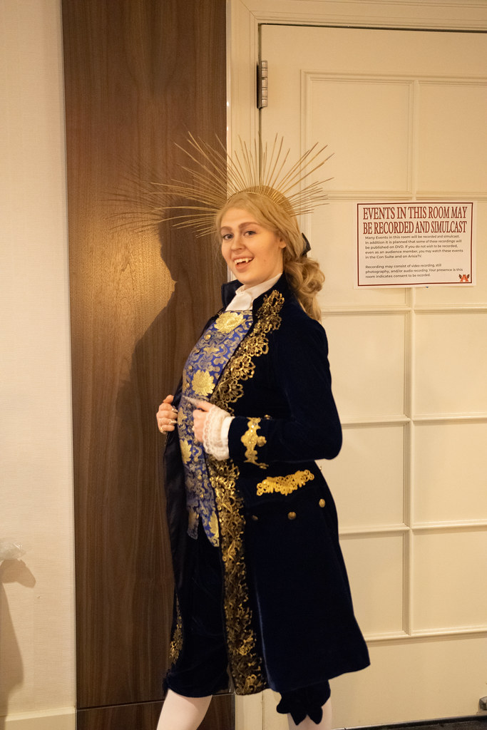 Arisia 2019 Cosplayer