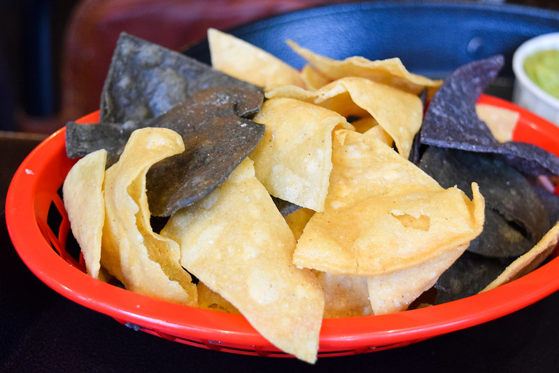Authentic Corn Tortilla Chips at Taco Bill Pop Up at Alberrys, Canterbury
