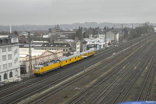 120 160 DB . Aachen Rothe- Erde . 12.02.19.