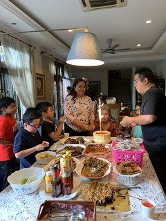 Mira & Hamzah's Birthday Celebration