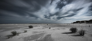Norderney beach view