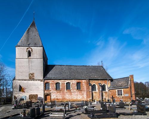 Molenbeek, Sint-Laurentiuskerk.