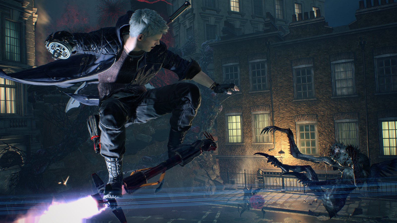 Devil May Cry 5's producer answers 7 devilish questions as Capcom's