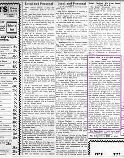 2019-03-11. Berndt, News, 7-19-1923