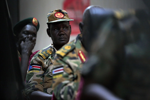 Launch of SSPDF Action Plan on addressing CRSV in South Sudan | by UNMISS MEDIA