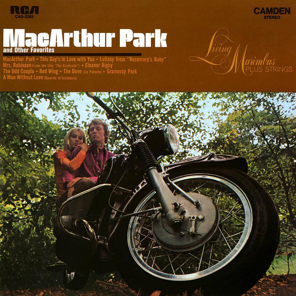 Living Marimbas - MacArthur Park and Other Favorites