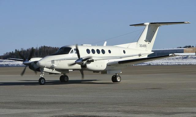 USAF 83-0495, OSL ENGM Gardermoen