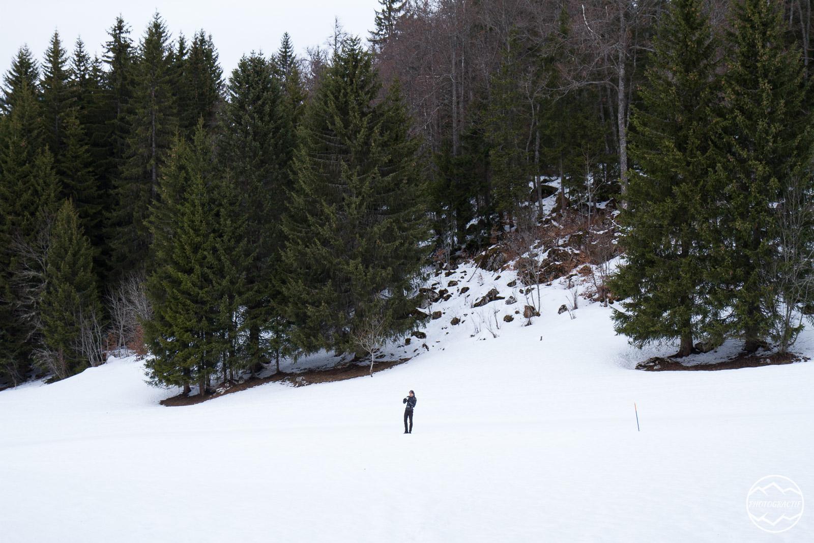 DSN Entrainement Ski Raquettes (75)