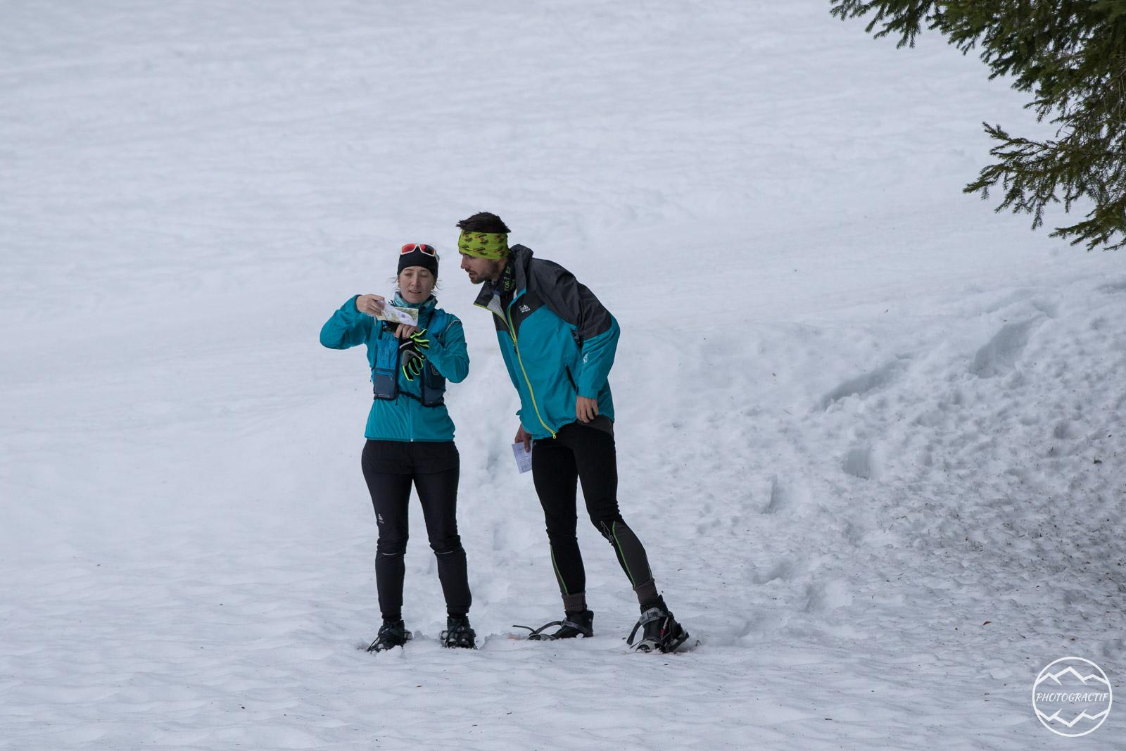 DSN Entrainement Ski Raquettes (74)
