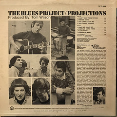 THE BLUES PROJECT:PROJECTIONS(JACKET B)