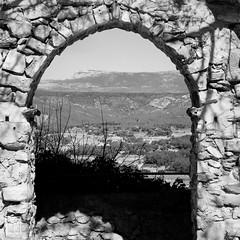 ouverture sur la Saint Baume