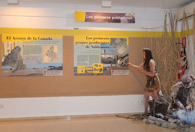 Exposición Antes de Vallem Maurii