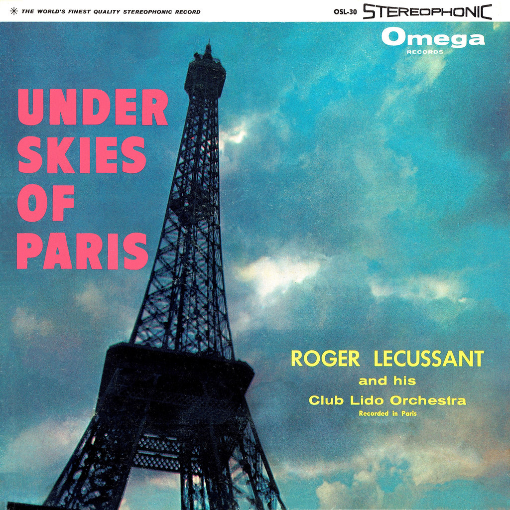 Roger Lecussant - Under Skies of Paris