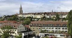 Kulturní dědictví UNESCO a historické památky hlavního města Švýcarska