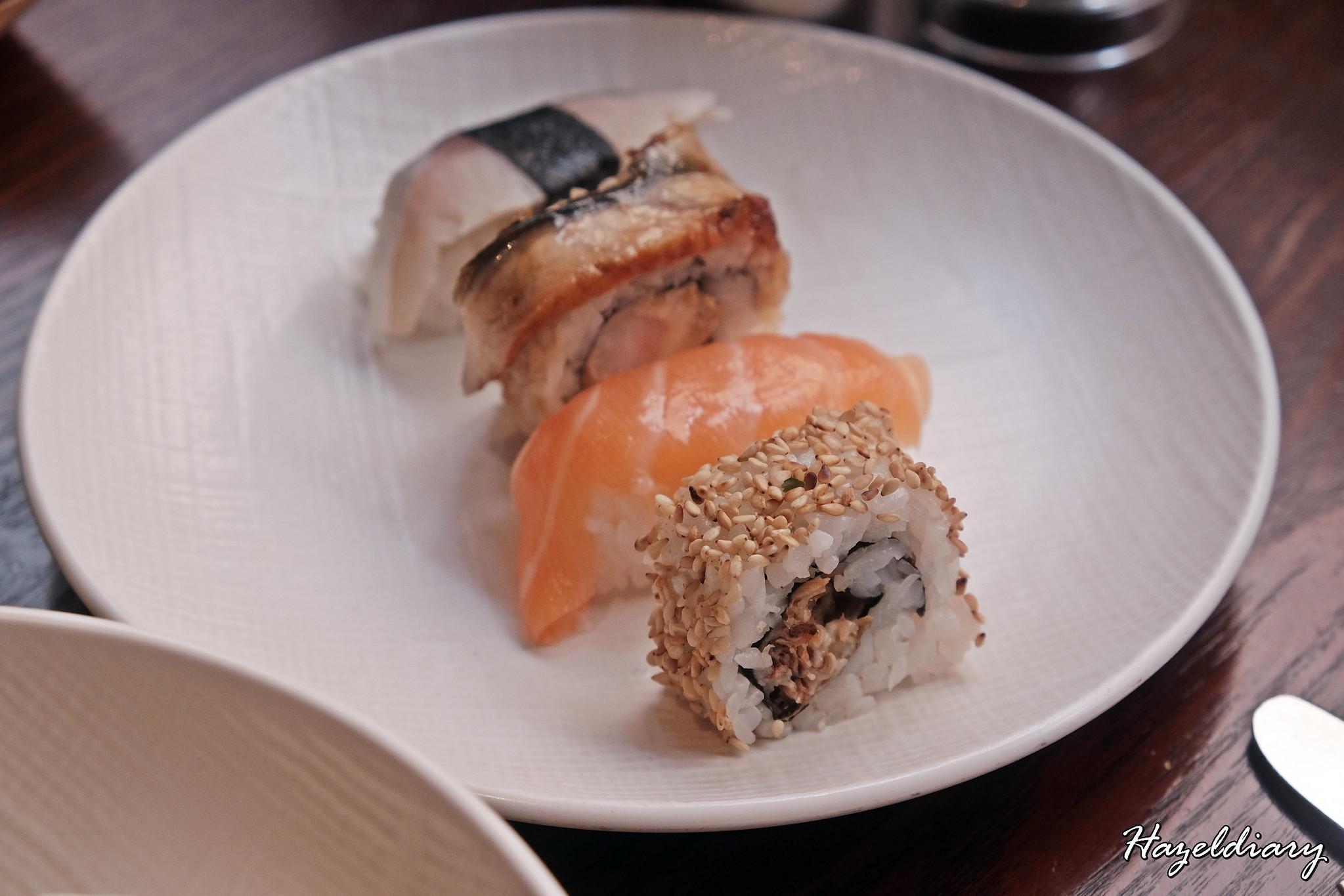 D9 Cakery Hilton Singapore-Sushi-1