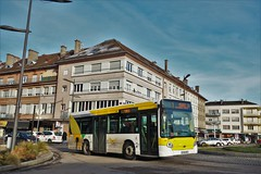 Heuliez Bus GX 127 L n°98756  -  Saint Dié des Vosges, DEOBUS