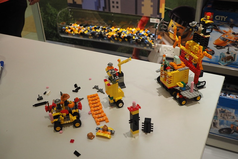 Bricksworld's LEGO Certified Store First AFOL Night of 2019