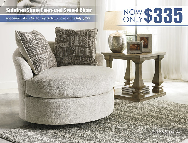 Soletren Oversized Swivel Chair_95104-44