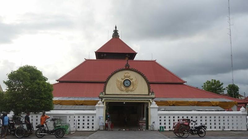 Masjid Gedhe Keraton Yogyakarta (pict : Muhammad Faiz)