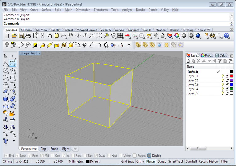 DESIGN WITH Rhinoceros 7.0.1 full