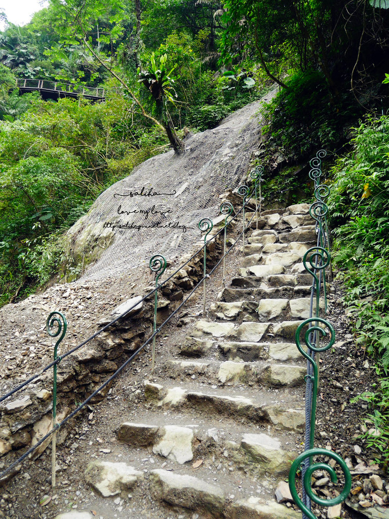 宜蘭冬山鄉好玩踏青郊遊爬山景點旅遊新寮瀑布第二層瀑布開放 (10)