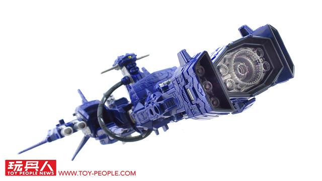 霸氣火力、重裝出擊!變形金剛經典世代系列塞博坦之戰「圍城」第一波開箱報告PART 3