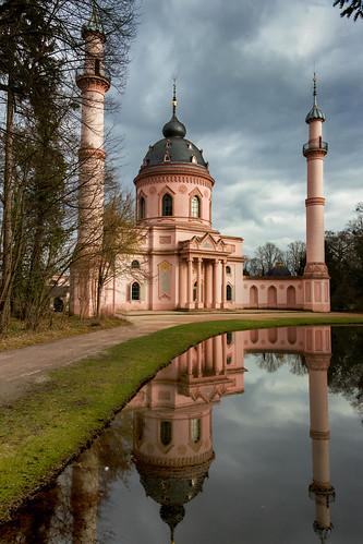 Muschee Im Schlosspark Schwetzingen