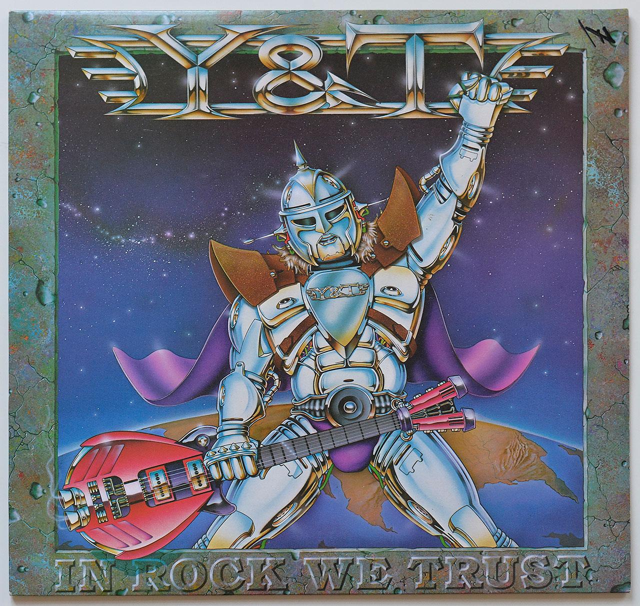 A0749 Y&T In Rock We Trust (OIS)