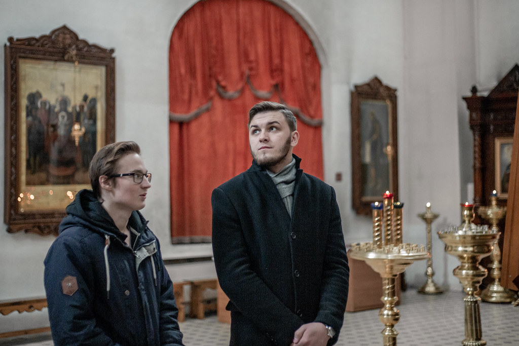 19-20 Марта 2019, Поездка студентов в Псков / 19-20 March 2019, Student's trip to Pskov