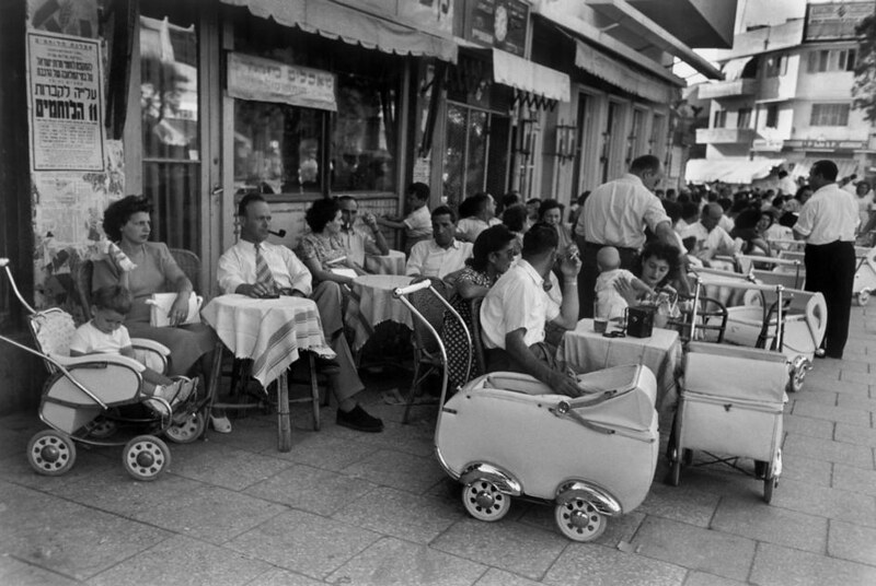 Israel, Tel Aviv 1948 Robert Capa