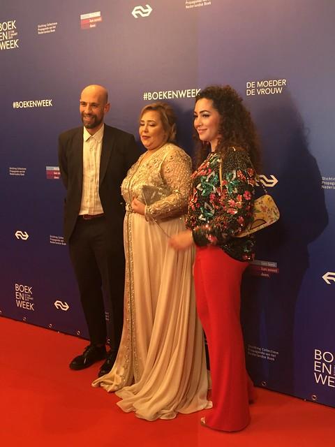 Abdelkader Benali met twee moeders de vrouw