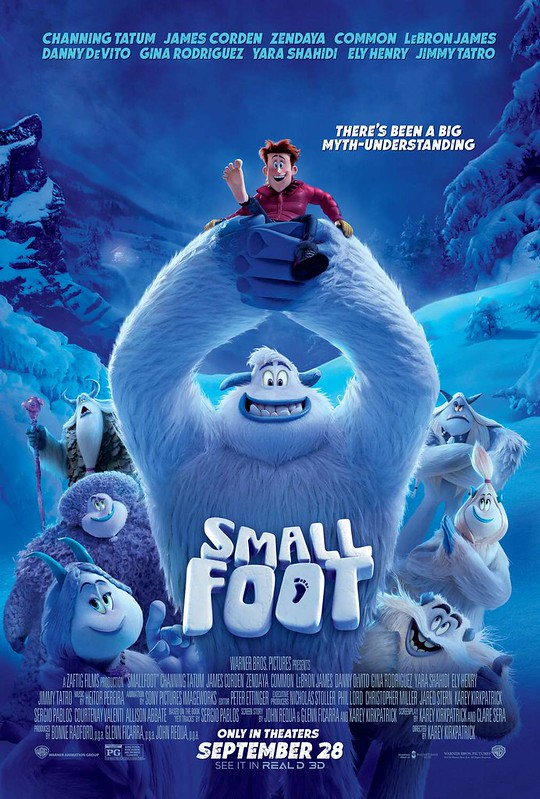 Smallfoot - Poster 10