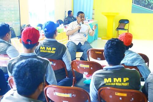 Masyarakat Mitra Polhut (MMP) CA Teluk Pamukan Perkuat Silaturahmi dan Pengamanan Kawasan (01)