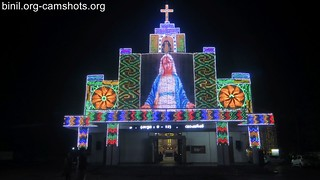 Vimalanatha Church, Paravattani