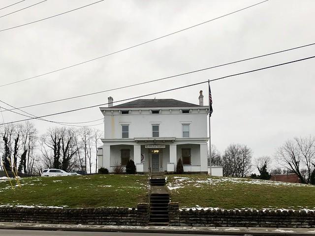 Union Hall, Northside, Cincinnati, OH