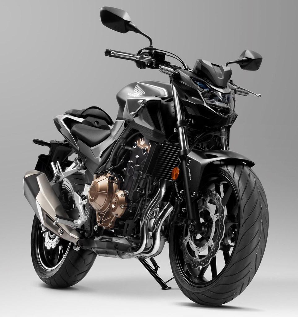Honda CB 500 F 2019 - 13